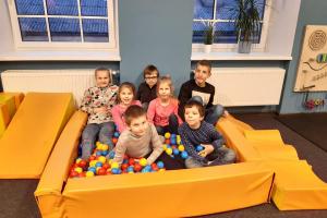 Ciemošanās bērnu rotaļu un attīstības centrā ''Augstāk par zemi''