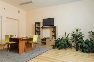Limbažu novada speciālā pamatskola piepilda sapni - radīt mājīgu un omulīgu atpūtas telpu saviem skolēniem