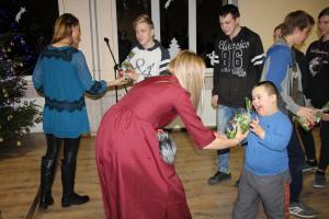 Viesi no Latvijas Bērnu Bāreņu fonda