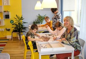 Limbažu novada speciālā pamatskola piepilda sapni – radīt mājīgu un omulīgu atpūtas telpu saviem skolēniem