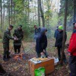 Skolēnu aktīva dalība Latvijas jaunsargu organizācijā